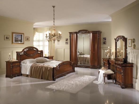 camere da letto classiche mobilpiù napoli regina