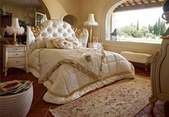 camere da letto classiche napoli volpi 51