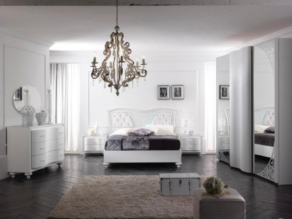 camere da letto contemporanee mobilpiù napoli gioia