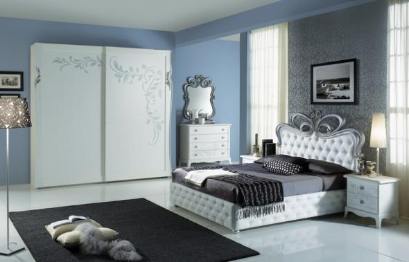 Camera da letto PERLA – Ninocco Arredamenti