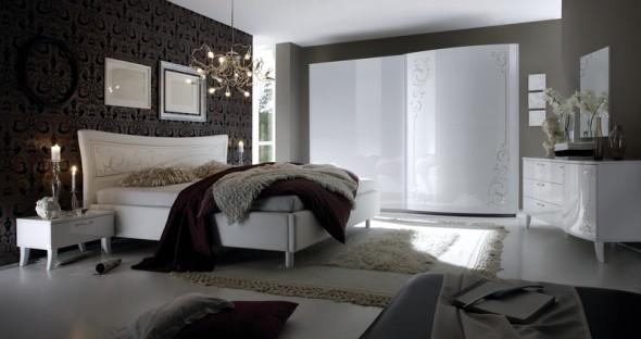 Camera da letto SIBILLA – Ninocco Arredamenti