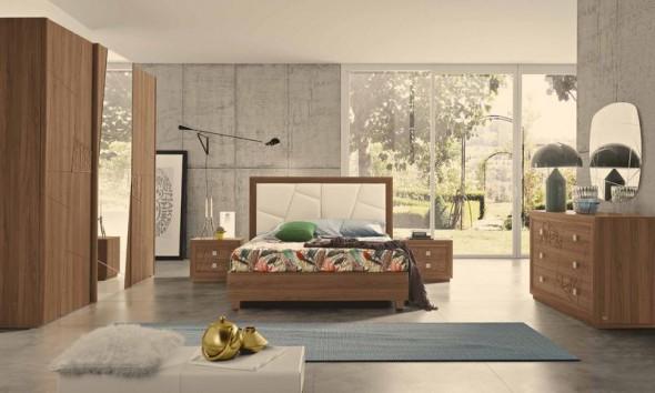 Chantal notte 2016 ninocco arredamenti for Camere da letto moderne 2016