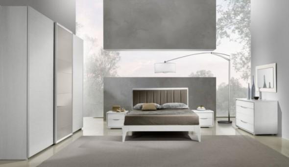 camere da letto moderne napoli luxor 002
