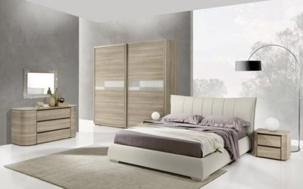 camere da letto moderne napoli vision 002