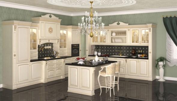 Cucina preziosa ninocco arredamenti for Ad arredamenti napoli