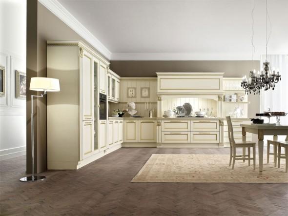Cucina vittoria ninocco arredamenti - Aerre cucine classiche ...