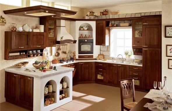 Cucina sarah ninocco arredamenti - Immagini di cucine classiche ...