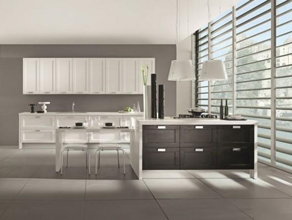 Cucina modello quadra ninocco arredamenti - Aerre cucine classiche ...