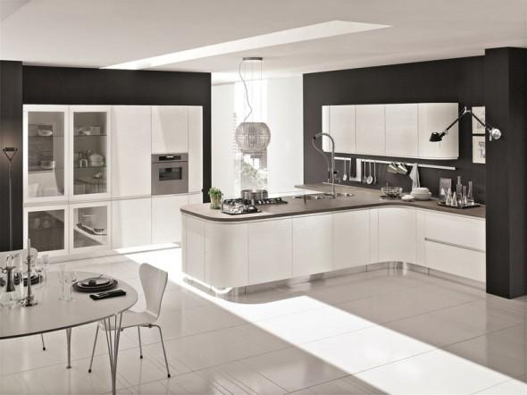 Cucina Napoli Moderna.Cucina Capri Ninocco Arredamenti