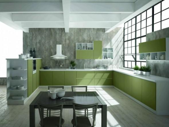 Cucina spring ninocco arredamenti for Arredamento napoli offerte