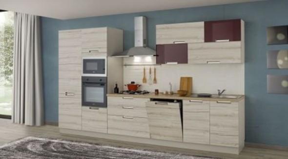 Cucina smile ninocco arredamenti - Colori di cucine moderne ...