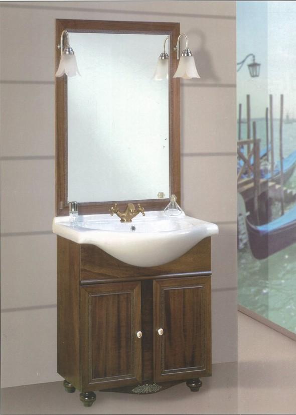 mobili bagno classico napoli piedino 75