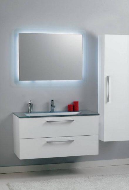 Arredo bagno moderno ninocco arredamenti part 3 for Ninocco arredamenti