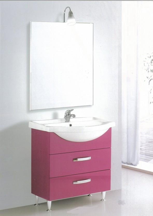 mobili bagno moderno napoli cristina 75