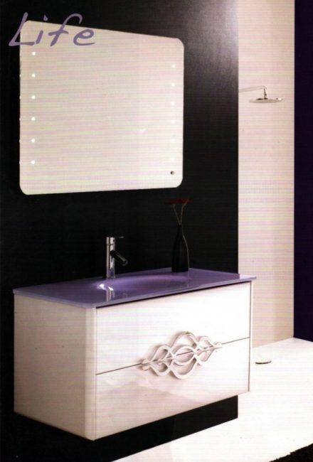 Arredo bagno moderno ninocco arredamenti part 3 - Arredo bagno moderno economico ...