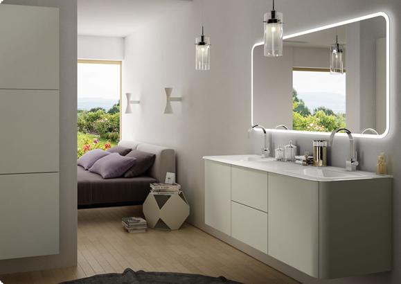 Mobili bagno napoli interesting arredo with mobili bagno for Arredo bagno livorno