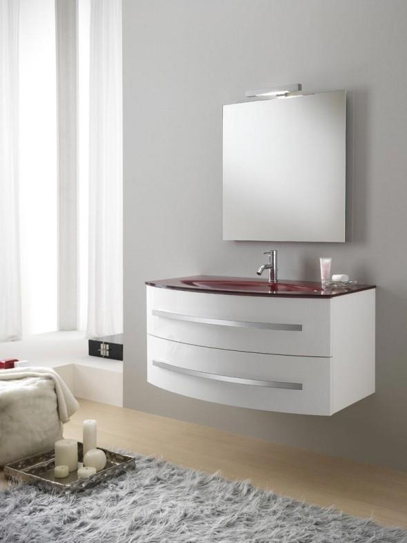 mobili bagno moderno napoli monica