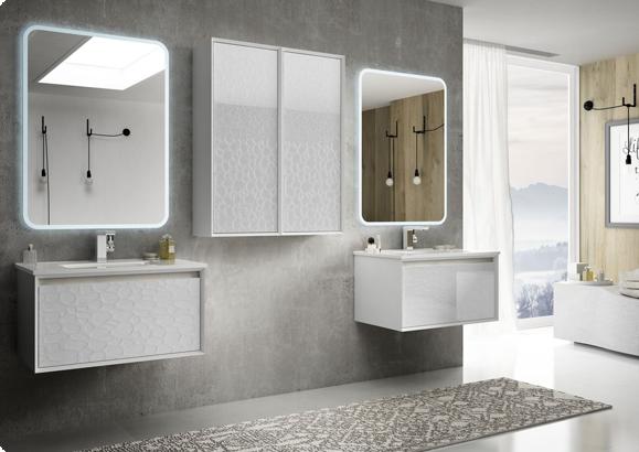 mobili bagno moderno napoli samoa rilievo