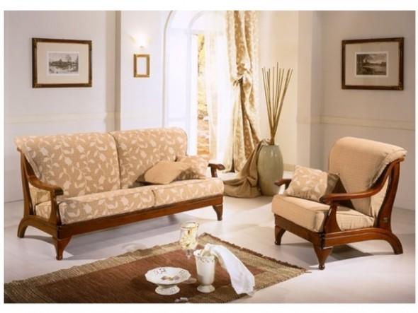 Coppia divani modello Mosca