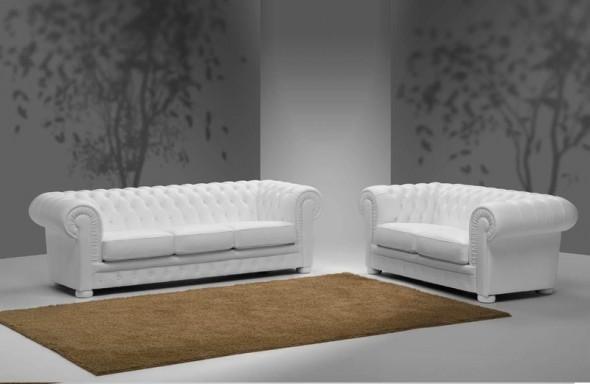 Coppia divani modello Roger