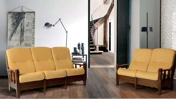 Coppia divani modello Scozia