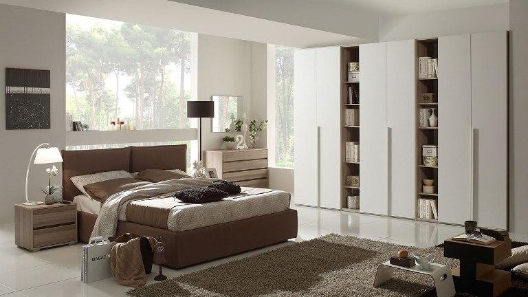 Lo stile moderno di una camera da letto | Ninocco Arredamenti