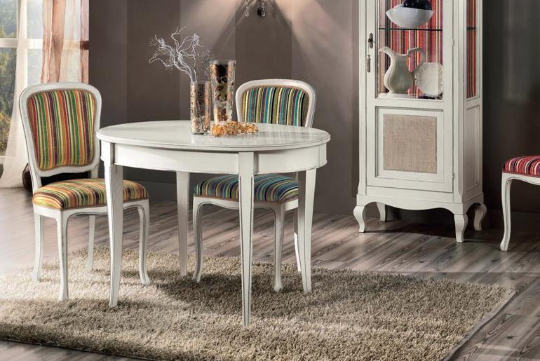 Tavolo Ovalino con sedie